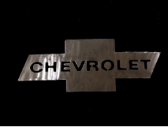 Chevy Bowtie Sign