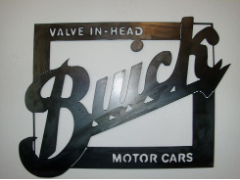 Classic Buick sign