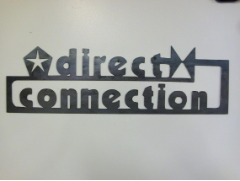Direct connection sign