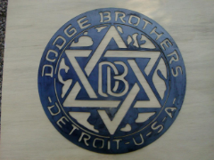 Dodge Brothers sign