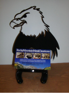 Bald Eagle Business Card holder