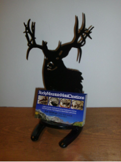 Whitetail Deer Business Card holder