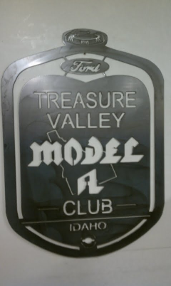 Treasure Valley Model A Club