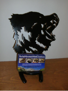 Bear Business Card Holder