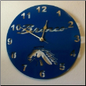 Early Bronco Custom Clock #2